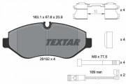 Тормозные колодки TEXTAR 2919202
