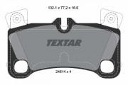 Тормозные колодки TEXTAR 2461401