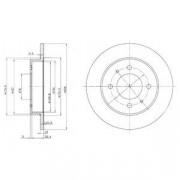 Delphi Тормозной диск DELPHI BG3070