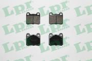 Тормозные колодки LPR 05P158
