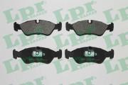 Тормозные колодки LPR 05P656