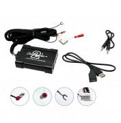 MP3-адаптер (USB) Connects2 CTAVGUSB009 для Volkswagen Golf, Passat, Touareg, Touran, Transporter, EOS, Jetta, Tiguan, Scirocco