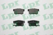 Тормозные колодки LPR 05P508