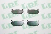 Тормозные колодки LPR 05P512