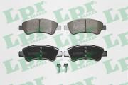 Тормозные колодки LPR 05P802