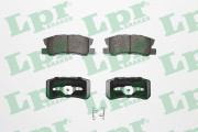Тормозные колодки LPR 05P954