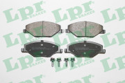 Тормозные колодки LPR 05P1795