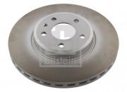 Тормозной диск FEBI 36232