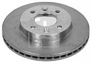 Тормозной диск FEBI 09072