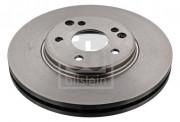 Тормозной диск FEBI 04630