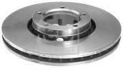 Тормозной диск FEBI 05647