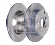 Тормозной диск FEBI 26061