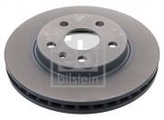 Тормозной диск FEBI 39195