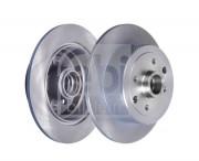 Тормозной диск FEBI 04525