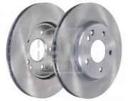Тормозной диск FEBI 08129