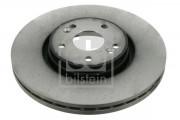 Тормозной диск FEBI 23333