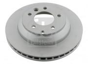 Тормозной диск FEBI 28157