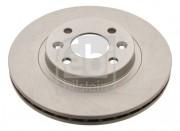 Тормозной диск FEBI 09073