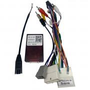 Can-Bus адаптер для подключения кнопок на руле и штатного усилителя Torssen (Nissan X-Trail, Qashqai)