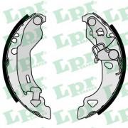 Барабанные тормозные колодки LPR 07080