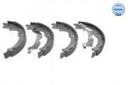 Барабанные тормозные колодки MEYLE 29-14 533 0008