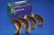 Барабанные тормозные колодки PARTS-MALL PLC-004