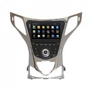 Штатная магнитола Incar AHR-2465 для Hyundai Grandeur на базе OS Android 4.4.4