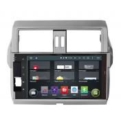 Штатная магнитола Incar AHR-2252 для Toyota Land Cruiser Prado 150 2014+ на базе OS Android 5.1
