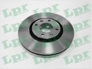Гальмівний диск LPR P1003V