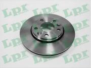 Тормозной диск LPR R1036V