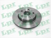 Тормозной диск LPR T2054V