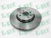 Гальмівний диск LPR R1010V