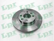 Тормозной диск LPR R1301V