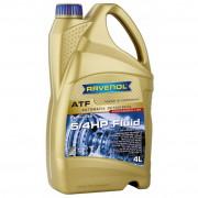 Синтетическая жидкость для АКПП Ravenol ATF 5/4 HP Fluid