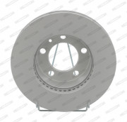 Тормозной диск FERODO DDF1974C-1