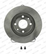 Тормозной диск FERODO DDF1142