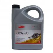 Минеральное трансмиссионное масло Delphi Gear Oil 4 80W-90 GL-5