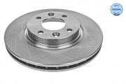 Тормозной диск MEYLE 16-15 521 0034