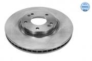 Тормозной диск MEYLE 37-15 521 0030