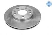 Тормозной диск MEYLE 16-15 521 0028