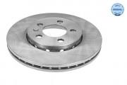 Тормозной диск MEYLE 115 521 1018