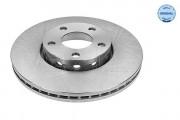 Гальмівний диск MEYLE 115 521 1040
