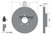 Тормозной диск TEXTAR 92130403