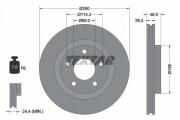 Гальмівний диск TEXTAR 92148303
