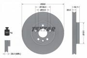 Тормозной диск TEXTAR 92159205
