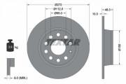 Гальмівний диск TEXTAR 92224903