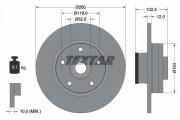 Гальмівний диск TEXTAR 92153703