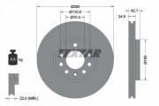 Гальмівний диск TEXTAR 92118703