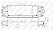Интеркулер NRF 30879