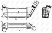 Інтеркулер NRF 30192